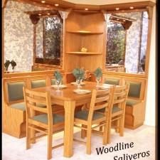 Καθιτικό μοντέλο ΑΛΟΗ απο ξύλο δρύς ημιμασίφ.