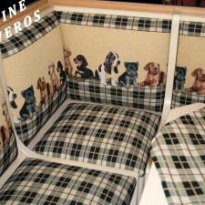 4B Καθιστικό Dogs με γωνία γάμα.