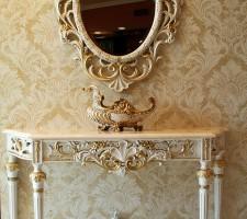 Κονσόλες και καθρέφτες
