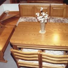 Καθιστικό όλο ξύλο μοντέλο Wood